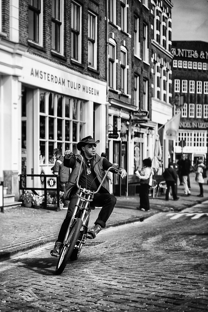 Amsterdam City Cruiser